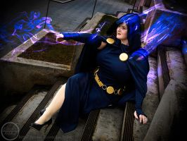 The New Teen Titans - Raven by HolyDemon