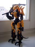 MOC: Xenna -upgraded- by 1mperfectionist