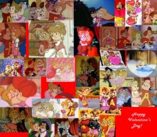 Alvin and Brittany Valentine's Day Collage by Brittany-Psalm28-7
