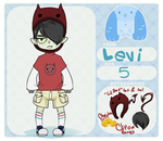 Levibaby app by Devilsflair