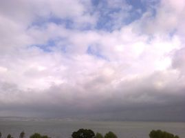 The Clouds and Me - The River Tejo 2012-62 by Kay-March
