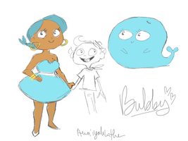 Bubbie by Ms-Luther