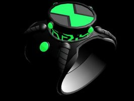 Omnitrix by SovereignTears