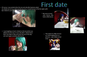 Alto and Ranka-First Date by Sabriel-chan
