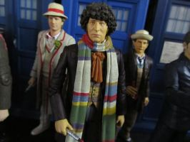 The 4th Doctor by Police-Box-Traveler