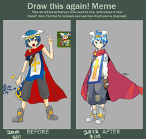 draw this again meme 2010,2012 by alfalfalfAlfa