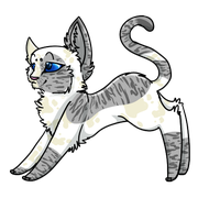 Ivypool by Moon-DaZzLe