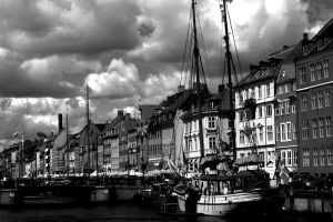 Copenhagen  City by Turin231