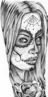 Day Of The Dead by Melski83