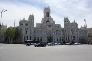 Madrid City Hall by Jeaust