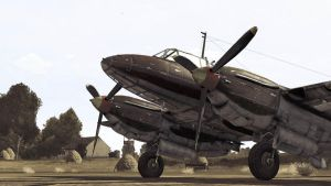 PE-2 Ready for Flight (IF44) by mattboggs