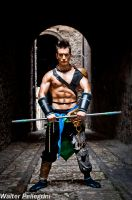Jann Lee Cosplay - Ready to Fight by Leon Chiro by LeonChiroCosplayArt