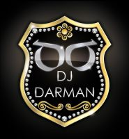 Dj Darman Logo by homeaffairs
