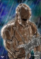 Sagat Colors by henflay