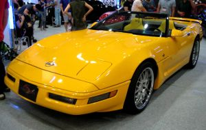 Callaway Corvette C4 Convertible by toyonda