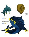 Ancient Sharks by Immortal-Wenz