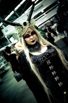 Demoness 2015 by Countess-Grotesque