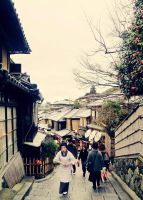 Kyoto by Jungshan