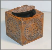 Carved Circus Box by TimBakerFX