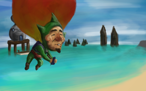 Tingle by kez-muff