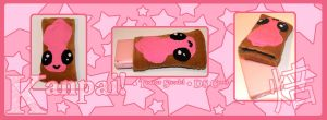 Toaster Studel Crafts by LadyMascara