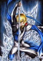 As cold as Ice (Astral Heat - Rengoku Hyoya) by Curse-of-Lolth