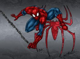 MV 13 spidey swing by jmaturino by jmaturino