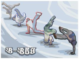 BBoy wallpaper by foucrazytom