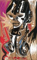 Skull Phones by JimMahfood-FoodOne