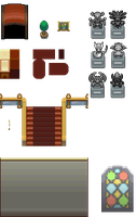 Tons of Tileset 7/10 - Pokemon League ripped by Phyromatical