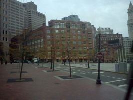 Boston Trip -Buildings and Stuff by Spooneh21