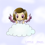 My Littel Angel by LillaLyka