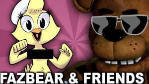 Fazbear and Friends by JPPAqui