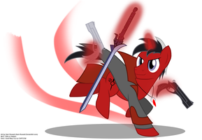 My Little Nephilim by Xain-Russell