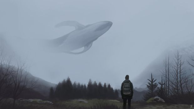 The lonely wanderers. by Zary-CZ