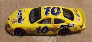 2002-2003 Scott Riggs #10 Nesquik Ford Car by Chenglor55