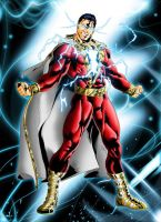 Shazam! comision by DCartist101