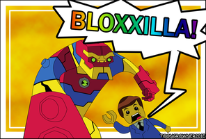 Bloxxilla by toongrowner