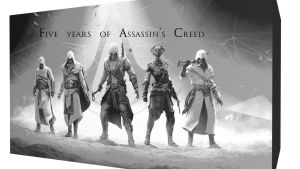 five years of assassins creed by Abuelo92
