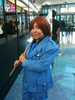 Anime Expo 2012 Italy by Fainting-Ostrich