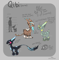 Qibi Reference by Poiizu