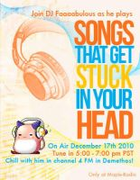 Songs That Get Stuck In Your Head by SapphireStar4eva