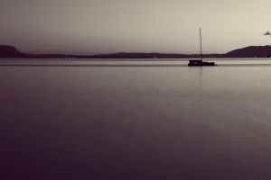 A boat. by Jlvelp