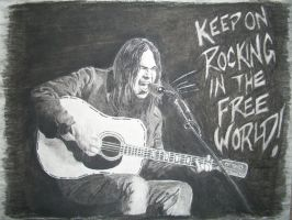 Neil Young by ryanmcairns
