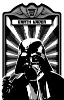 Darth Vader by dhil36