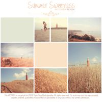 Summer Sweetness Photoshop Action by DearDiaryPhotography