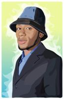 Mos Def by helenesse