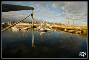 Anstruther Harbour, Fife by SnapperRod