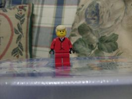Lego Dante by Tough-and-Heartless