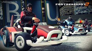 Fortress Kart 2 by zimsd619